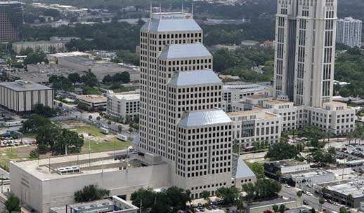 Downtown Orlando Office Center